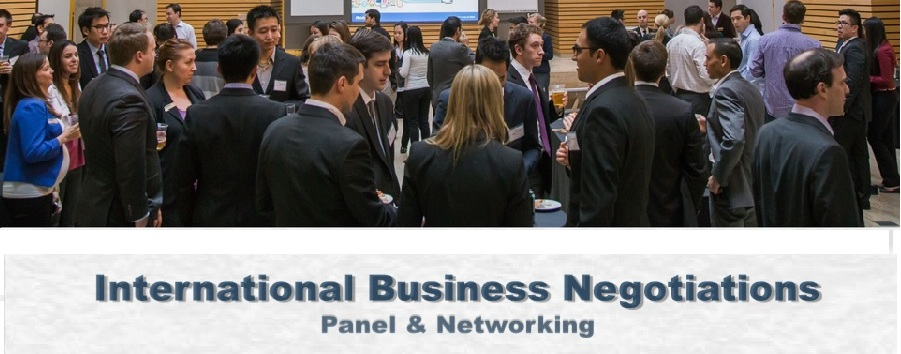 Panel Networking at Rotman